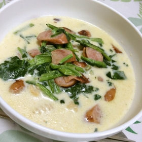 soy-milk-soup