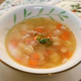 veg-bacon-consomme-soup