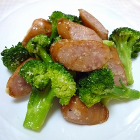 broccoli-sausage