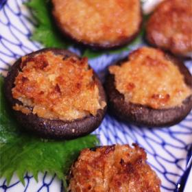 shiitake-crumb