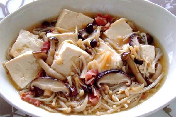 tofu-kinoko