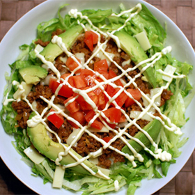 avocado-taco-rice