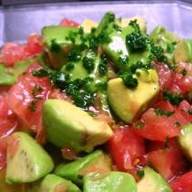 avocado-tomato-salad