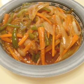 salmon-veg-ankake