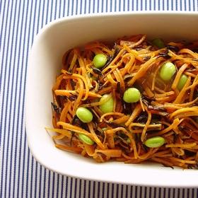 seaweed-carrot-curry-salad