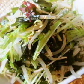 seaweed-namul