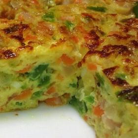 veg-omlette
