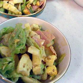 cabbage-egg-salad