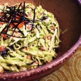 cabbage-natto-salad
