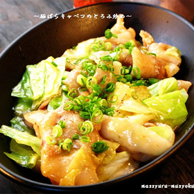 cabbage-pork-fried