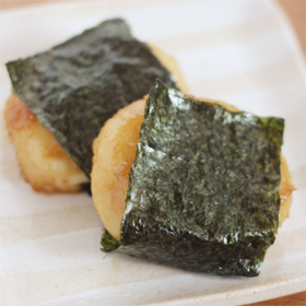 okara-mochi