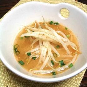 moyashi-miso-soup