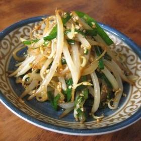 moyashi-namul-nira
