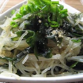 shirataki-wakame-ponzu