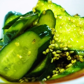 vinegar-cucumber