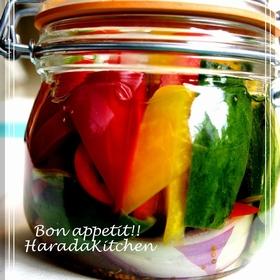 vinegar-veggie-pickles