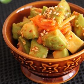 kimchi-avocado