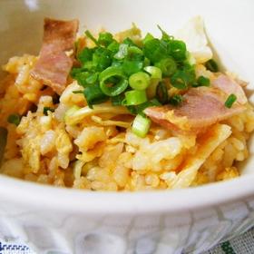 kimchi-chaofan-ham