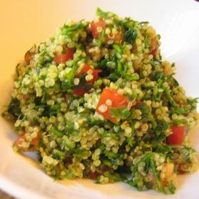 parsley-quinua-salad