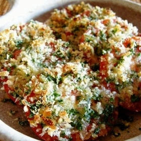 parsley-tomato-baked