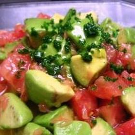 salad-avocadoo-tomato