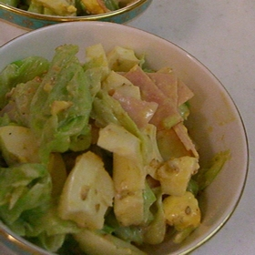 salad-egg-cabbage