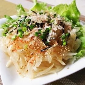 salad-onion-katsuobushi