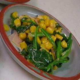salad-spinach-corn