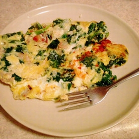 kale-egg-fried