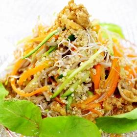 quinua-goma-salad