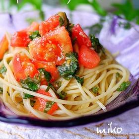 tomato-oba-pasta
