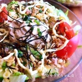 tomato-salad-udon