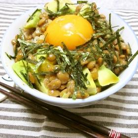 avocad-natto-don