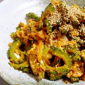 goya-buta-kimchi