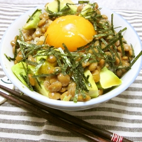 natto-avocado-don