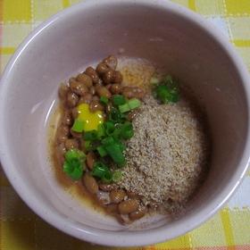 natto-goma-vinegar