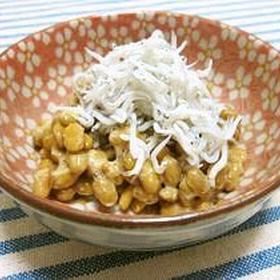 natto-shirasu
