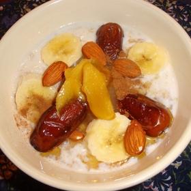 oatmeal-dryfruit-porridge