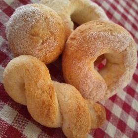 coconut-oil-donut