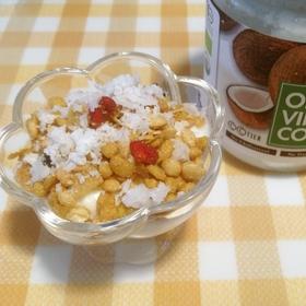 coconut-oil-yogurt-serial