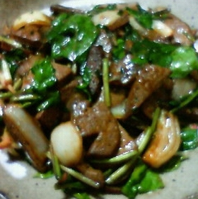liver-spinach