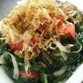 moroheiya-wakame-salad
