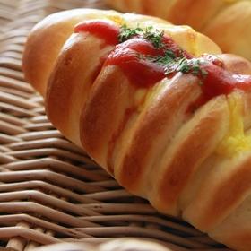 bread-sausage-whole-grain
