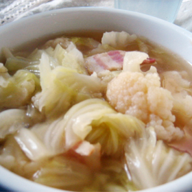 cauliflower-cabbage-soup