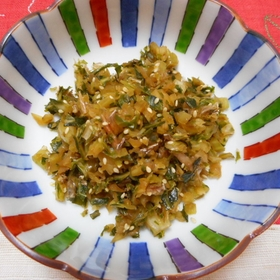 cauliflower-leaf-furikake
