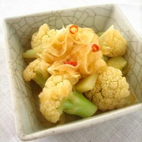 cauliflower-nanbanzuke