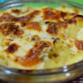 cauliflower-yogurt-gratin