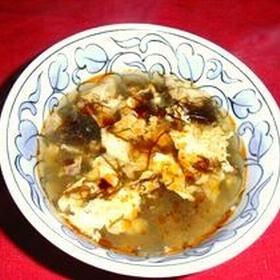 low-carb-mozuku-soup