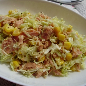 low-carb-tuna-cabbage-salad