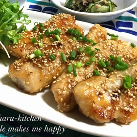goma-chicken-teriyaki